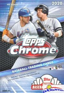 2020-Topps-Chrome-Baseball-Factory-Sealed-HANGER-Box-with-Topps-Update-Previews