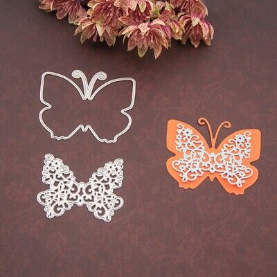 Butterfly Metal Cutting Dies Stencil DIY Scrapbooking Stamp Paper Card Embossing