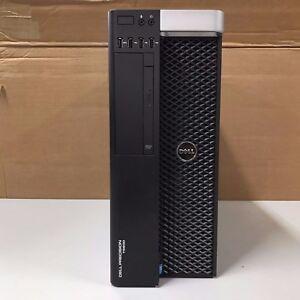 Dell-Precision-T5600-2-x-Xeon-E5-2630-2-40Ghz-8GB-MEM-500GB-FirePro-W5000-Win-7