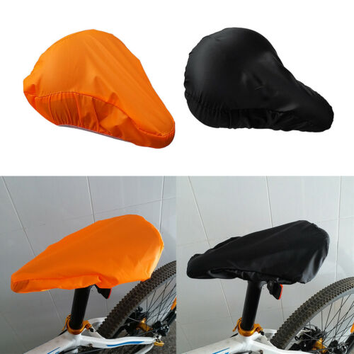 2Pcs Durable Bike Bicycle Seat Cover Protective Saddle Dust Protective Cover