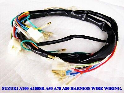 honda s90 wiring harness sa669 honda cl90 cs90 s90 wire wiring harness set  honda cl90 cs90 s90 wire wiring harness set