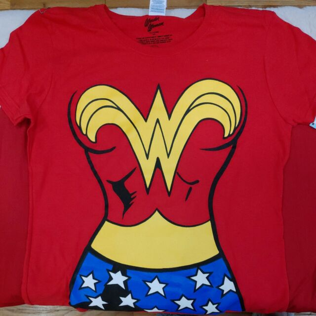 Rubies Womens DC Comics Harley Quinn Crop Top Medium//Large