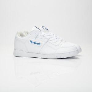 8aec804e9c9 Reebok Workout Plus 2759 White Royal Men Sizes NEW 100% Authentic