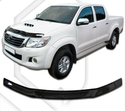 SCOUTT HOOD DEFLECTOR BONNET GUARD PROTECTOR for HILUX  2012-2015