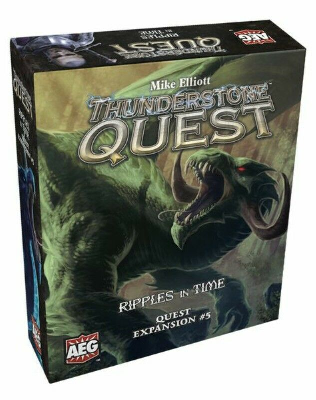Thunderstone Quest Expansion  Ripples in Time Time Time - New 4508c1