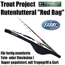 Exori Trout Projet ROD BAG - Rutenfutteral Futteral Rute & Rolle Rutentasche TOP