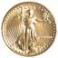 1987-5-American-Gold-Eagle-1-10-oz-Brilliant-Uncirculated thumbnail 1
