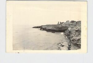 RPPC-REAL-PHOTO-POSTCARD-CALIFORNIA-OCEAN-BEACH-BEAUTIFUL-HOME-ON-SUNSET-CLIFFS