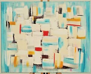 Art Painting Original Abstract Office