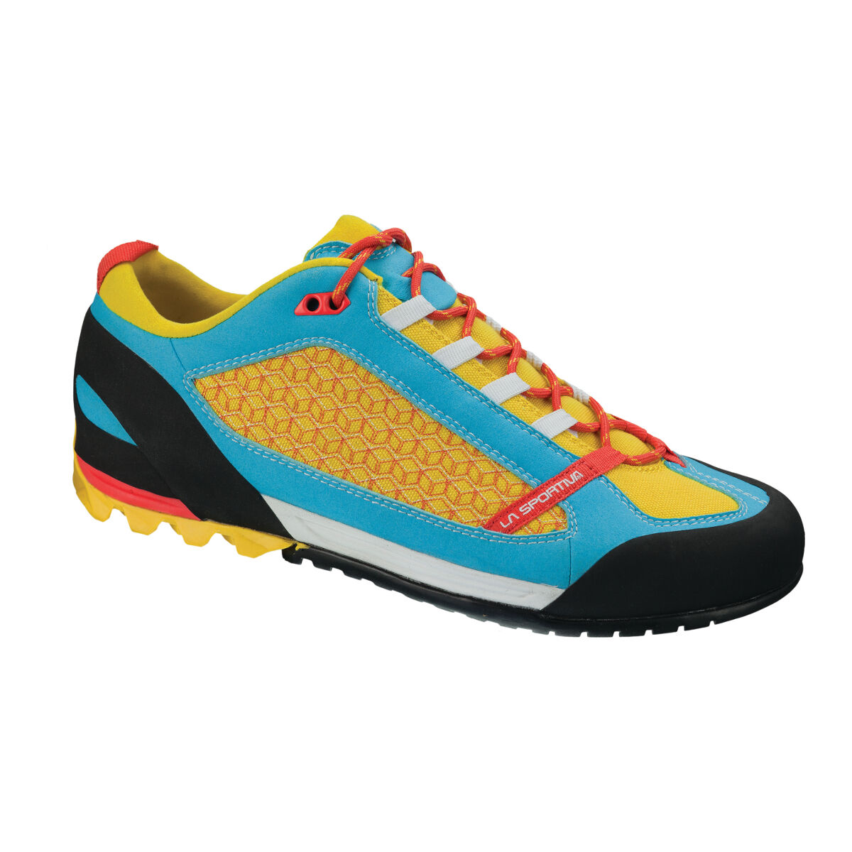 La Sportiva damen Scratch Trail Running Hiking schuhe (38) Malibu Blau