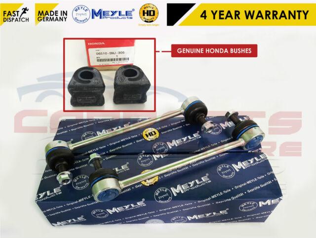 Genuine front Anti Roll Bar Bush HONDA CIVIC TYPE R Mk7 2.0 Front 01 to 05