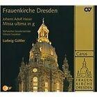 Johann Adolf Hasse - : Missa ultima in g (2006)