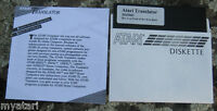 Atari Translator Disk A/b 800xl/130xe/65xe/xegm/810/1050 Atari