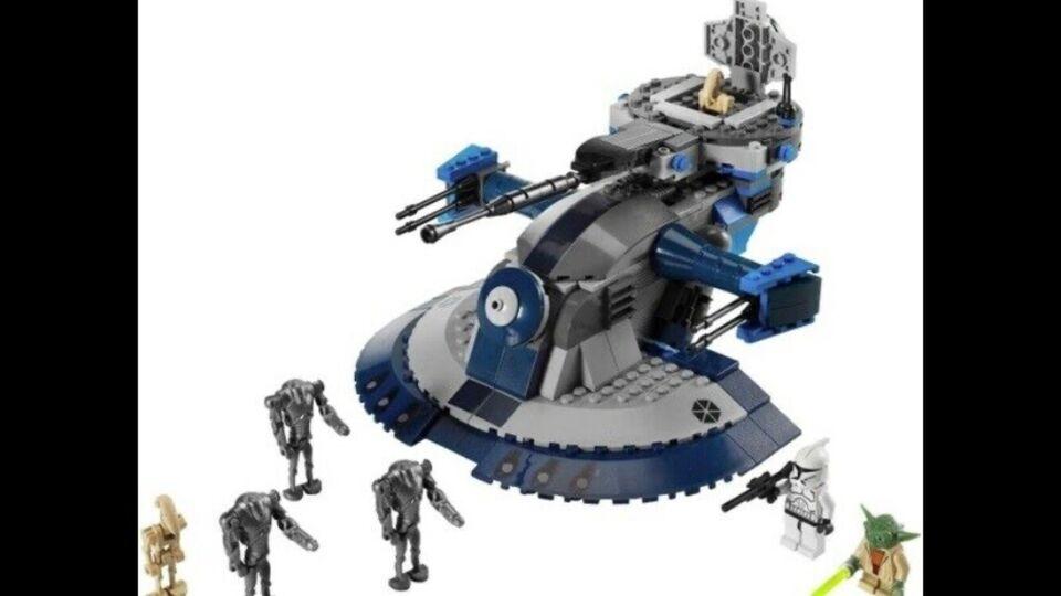 Lego Star Wars, 8018