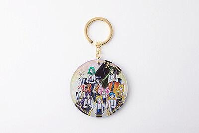 【Sailor Moon store 】Happy Halloween limited  Acrylic key holder Heart LUNA