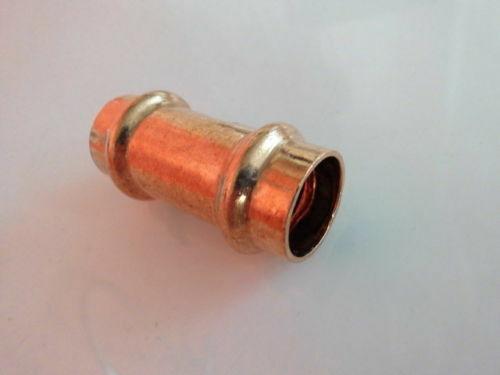 Kupfer Pressfitting Bogen Muffe T-stück Kappe DVGW für Sanitär /& Heizung Rohre L