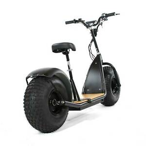 forca knumo 1000w fatwheel e scooter cruiser wie scrooser. Black Bedroom Furniture Sets. Home Design Ideas