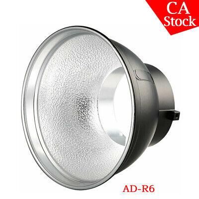Godox AD-R6 169mm Approx 7 Standard Bowens Mount Reflector for Godox AD600B AD600BM AD600Pro MS200 MS300