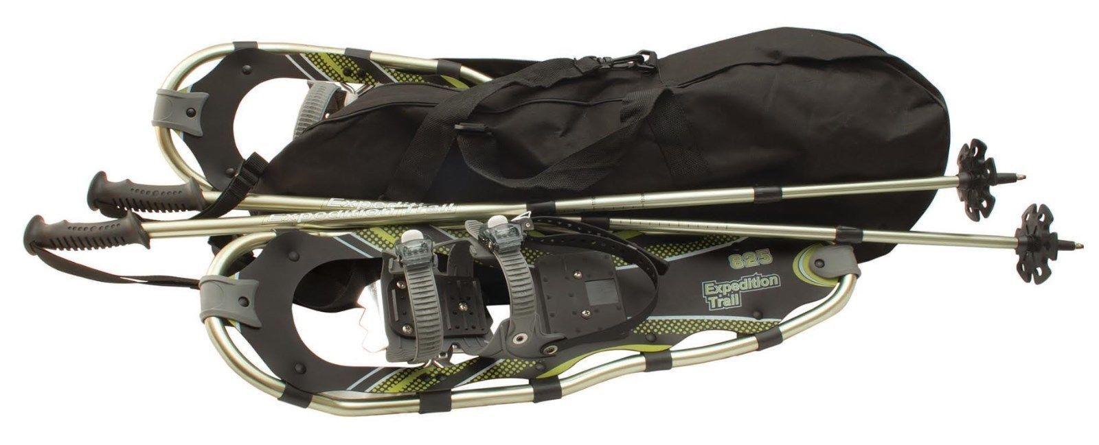 NEW Expedition Explorer Plus Snowshoes with Poles  Alumnium Snow  shoes  online retailers