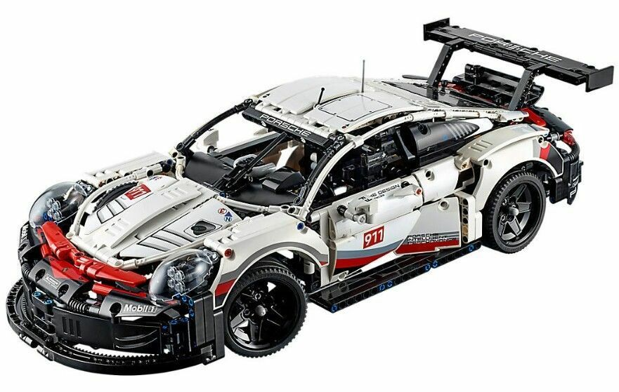 LEGO TECHNIC TECHNIC TECHNIC PORSCHE 911 RSR 40296 NEW Worldwide Shipping ac9a85