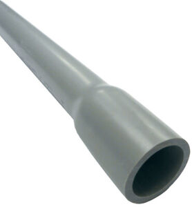 Cantex-3-4-in-Dia-x-10-ft-L-PVC-Electrical-Conduit-For-Rigid