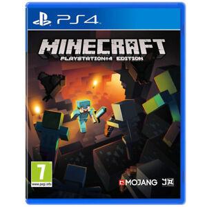 Minecraft Video Spiel Für Sony PS Spiele Konsole OVP Brandneu EBay - Minecraft spiele arten