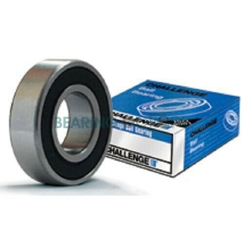 desafío 6200-6210 2RS C3 Goma Sellado Rodamientos De Bolas Paquete de 10 rodamientos