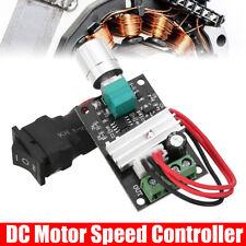 Dc Motor Speed Switch Controller 3a 6v 12v 24v Control Reversible Pwm Regulator