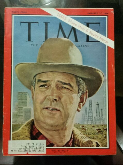 Time - January 17, 1964 Back Issue