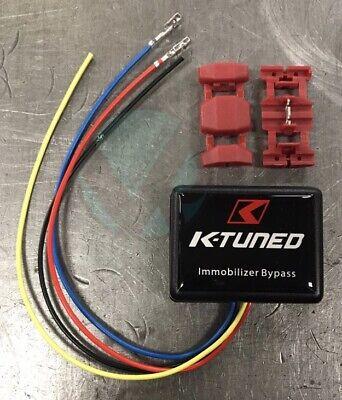 Multiplexor Bypass for K20 K24 K Swap 01-04 K-Tuned Immobilizer