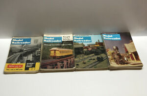 Model-Railroader-Magazine-35-Issues-1964-1967-1968-1969-Lot-Incomplete-Years