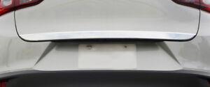 ABS-Cromado-Puerta-Trasera-Maletero-Tapa-Embellecedora-1pcs-para-Mazda-CX-3