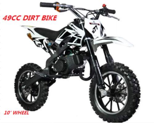 Minicross  Mini moto Bambino 50cc 2tempi reg velocita NUOVO Garanzia  Mini Quad
