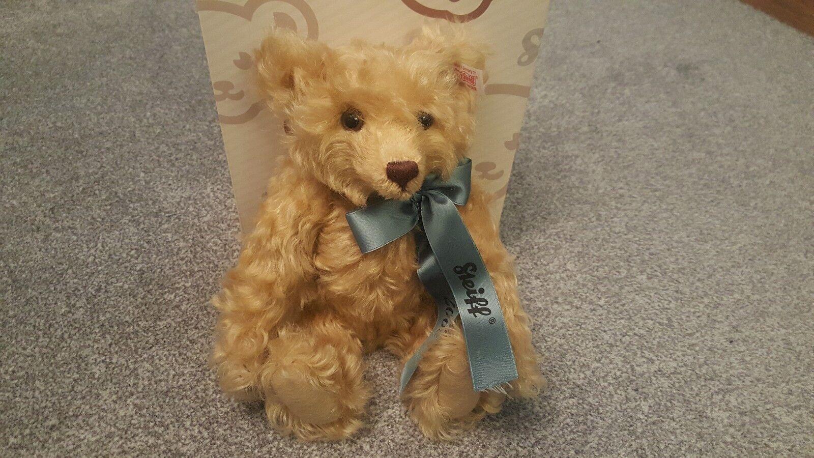 30cm 2007 Steiff Teddy Bear Plush Vintage Bear with Jointed arms