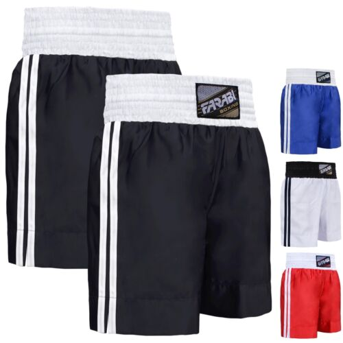 MAUI THAI MMA KICK TRAINING CHZL BOXING SHORTS TRUNK Small