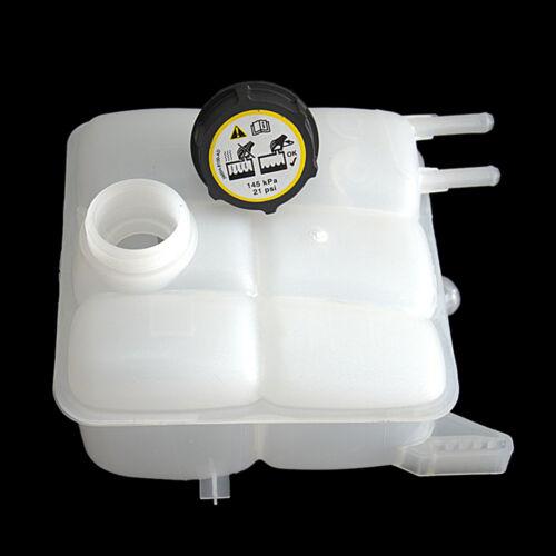 Tanque de recuperación de refrigerante Radiador Depósito Para Ford Focus /& Tanque//Cap 1425193 Nuevo
