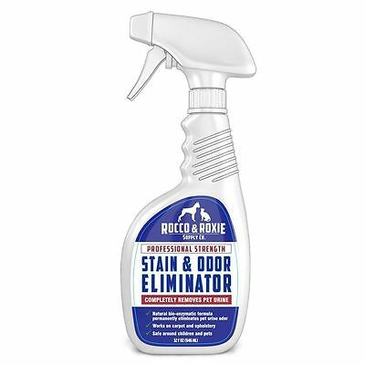1 Best Selling Pet Stain & Odor Eliminator by Rocco & Roxie Supply Co NEW