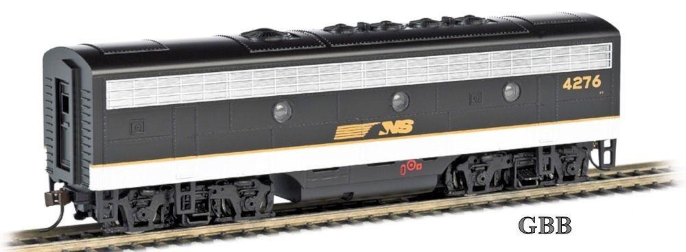 Escala Ho Norfolk Southern F7-B Locomotora DCC y Sonido equipado Bachmann 64403