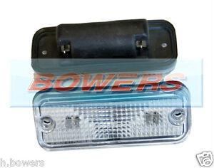HELLA-2PF961167021-CLEAR-FRONT-CARAVAN-MOTORHOME-MARKER-POSITION-SIDE-LIGHT-LAMP