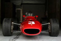 Poster Of Ferrari 312 Hd Vintage F1 Race Car Print Multiple Sizes Available