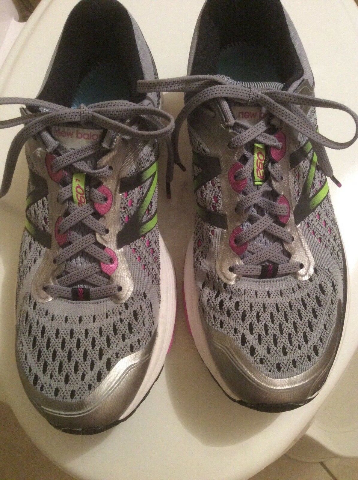 New Balance W1260GP7 Women's 1260v7 Athletic Running Shoes Performance Footwear