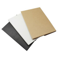 Kraft Paper Postcard Box Foldable Wish Card Pouch Photo Envelope Gift Packaging