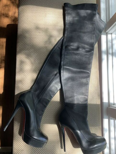 christian louboutin cate boot