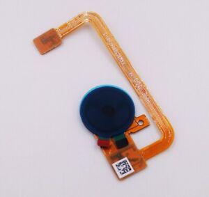 Original Sony Xperia XA2 H4113 Fingerabdruck Sensor Taste Flex Schwarz