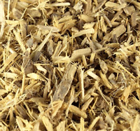 Certified Organic Licorice Root, 1 Oz Dry Bulk Herb, Cut