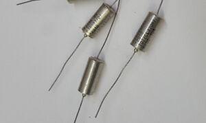 Full Leads Lot of 40 New 47uF 20V Tantalum Radial Capacitor