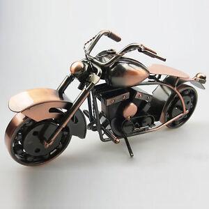 Creative Iron Harley Davidson Motorcycle Models Handmade