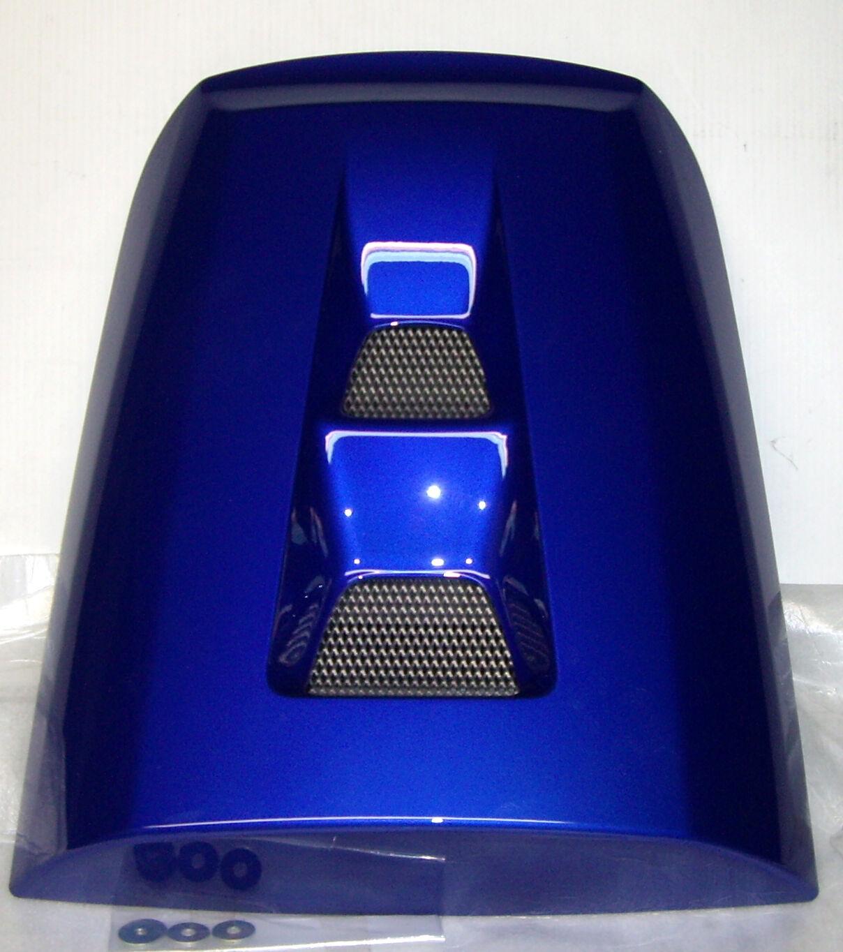 COPRISELLA RIGIDO ORIGINALE HONDA CBR 1000 RR5 2005 ColorE azul COD.08F74MEL860