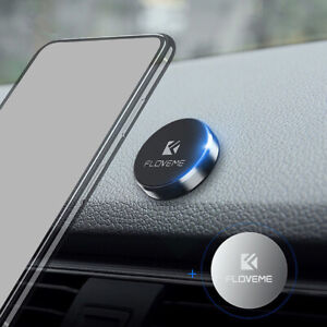 Magnetic-Car-Mobile-Phone-Holder-Metal-Wall-Desk-Mount-Support-Stand-Accessories