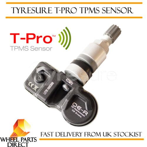 Ricambio OE Valvola Pressione Pneumatici Per Vauxhall Astra 2009-2011 1 Sensore TPMS